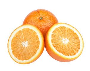 Orange isolated