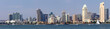 San Diego California panorama waterfront skyline. - 62316940