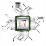 circuit board and processor