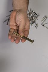 handful of small hardwre