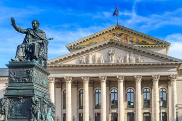 Munich, Bavarian State Opera / Bayerische Staatsoper, Germany