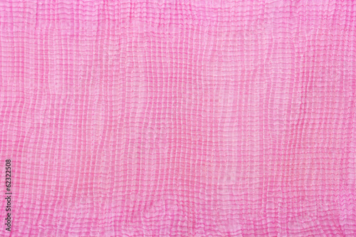 background of pink fabric