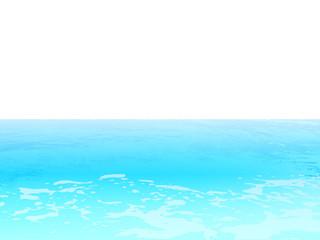 海 波 風景