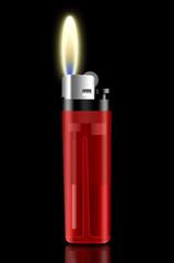 Feuerzeug, Cigarette Lighter