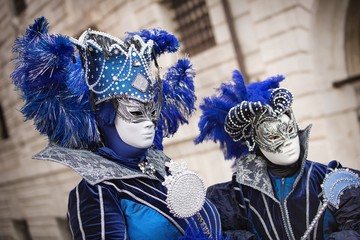 Carneval mask in Venice - Venetian Costume