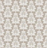 Damask vector wallpaper