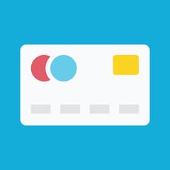 Vector Debit Card Icon