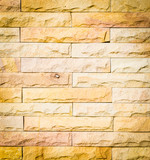 Stone brick wall texture background