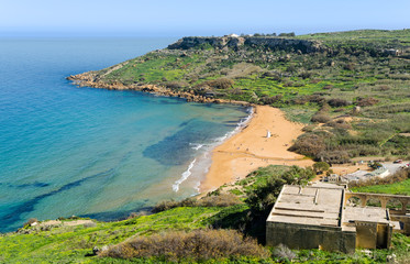 Views over Ramla Bay - Gozo