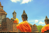Ancient faith in Buddhism