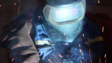 Heavy industry - welding