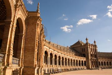 Plaza de España,Sevilla