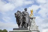 Empress Victoria Monument, Statue, London UK