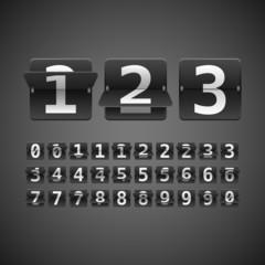 Flip Numbers Set
