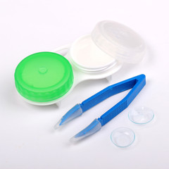 Contact lenses and equipment