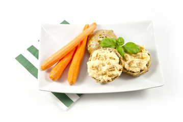 carrot spreads