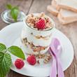 müsli mit joghurt und honig