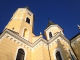 towers of church in velika gorica