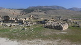 3rd century BC Ancient Hierapolis City at Turkey