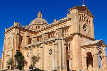 Ta Pinu basilica,island Gozo,Malta