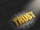 Spotlight On Trust Not Fear