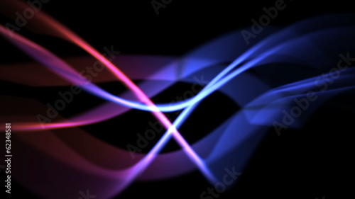 abstract light background in blue and red - seamless