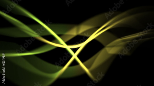 abstract light background in yellow and green- seamless