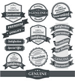 Retro Vintage Badge, Label and Banner Set - 62352721