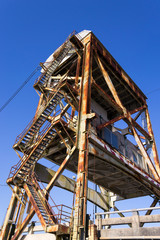 Vertical Lift Bridge