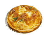 quiche with  fish