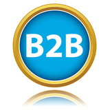 Vector Button B2B