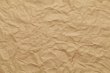 Brown Wrinkled Paper