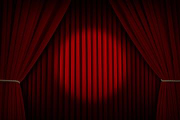 Movie Curtains Spotlight