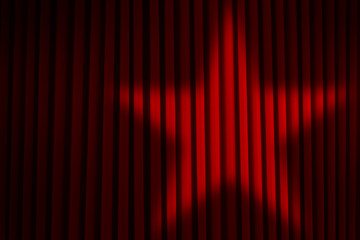 Star Spotlight Curtains