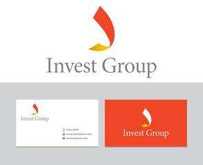 Invest group logo