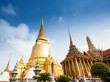 Royal grand palace in Bangkok