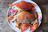 Steam Sea crab