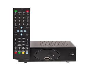 DVB-C television tuner