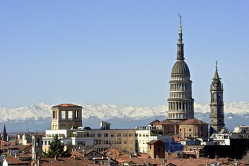 Novara - Cupola di San Gaudenzio