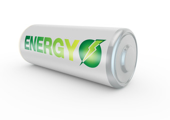 green power or eco energy concept