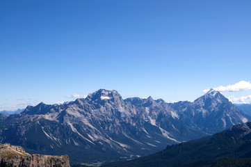 Marmarole und Sorapis - Dolomiten - Alpen