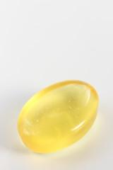 黄色のキャンディー