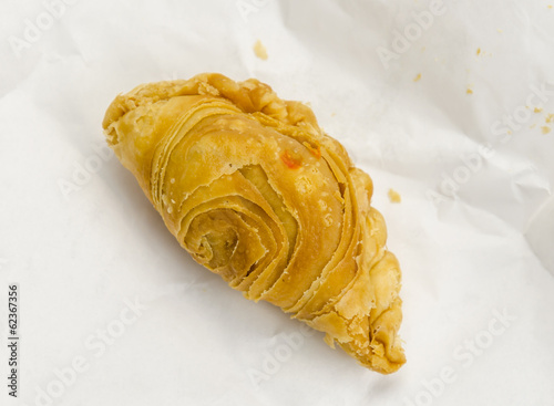 curry puff chicken
