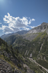 Mountain Landsape (Carinthia, Austria)