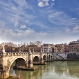 Saint Angelo bridge Rome