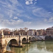 Saint Angelo pont Rome
