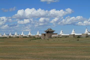 Tempelanlage Kharkhorin Mongolei