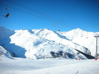 Alpes France Ski Station