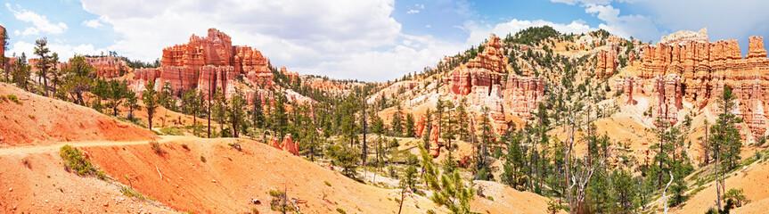 Bryce Canyon panorama, USA