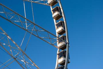 Cabine grande roue, Paris